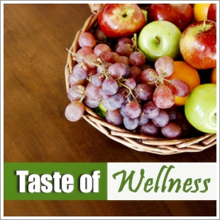 Taste of Wellness Banner
