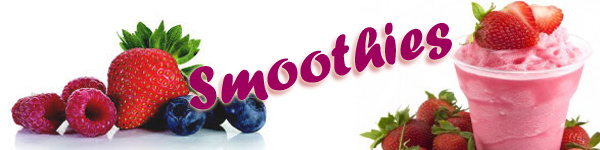 Smoothies Page